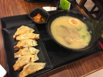 Miso Soup and Dumplings
